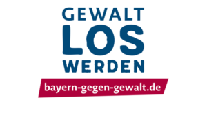 [Logo]GEWALT LOS WERDEN bayern-gegen-gewalt.de